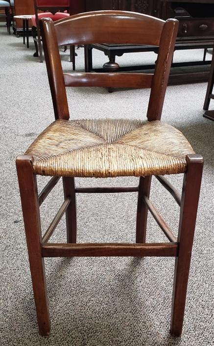 Item #SD22 Antique Mahogany Chair c.1920