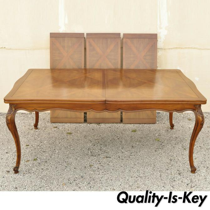 Superb Country French Provincial Louis Xv Parquetry Inlay Walnut Short Links Chair Design For Home Short Linksinfo