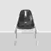 Black vintage Eames Chair