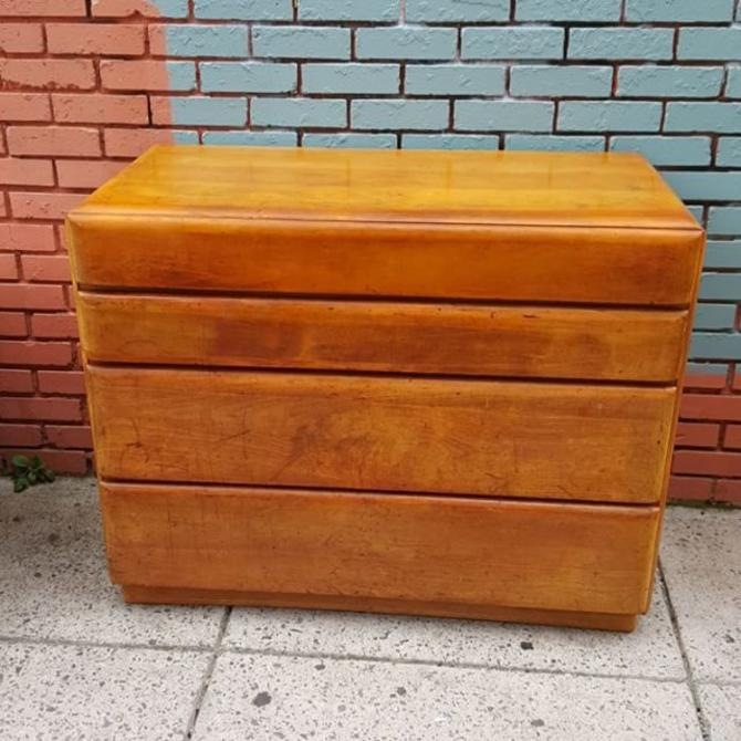 Mid Century 4 Drawer Dresser From Mom N Pop Antiques Of