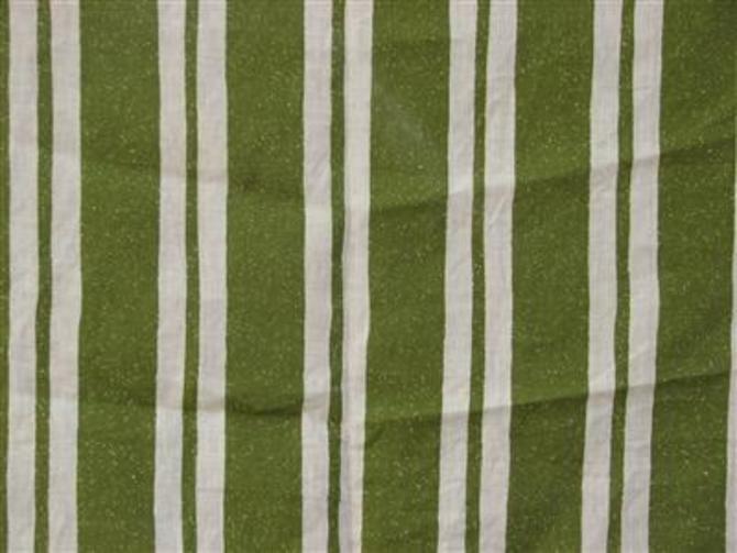 Straight Stripe in Green