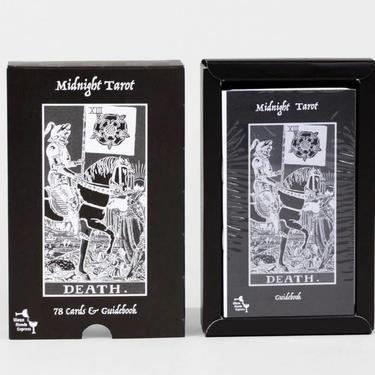 Moonless Night Rider Waite Tarot Deck