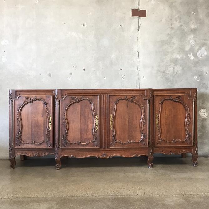 Vintage Sideboard Base