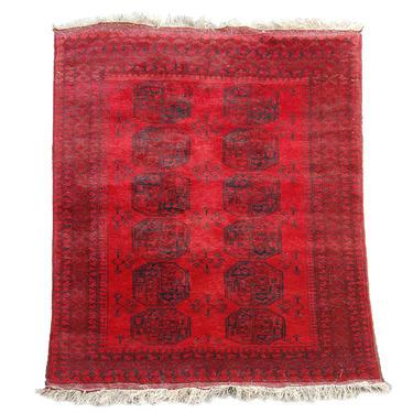 Vintage Bijar Filpa Rug