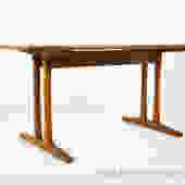 Borge Mogensen for FDB Oak Dining Table