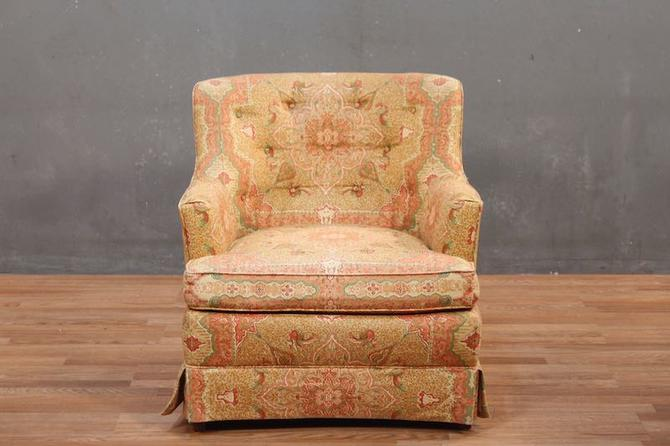Drexel Heritage Mid Century Phoenix Club Chair