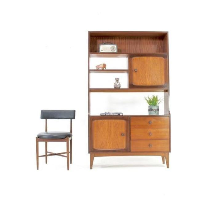 Mid Century China Cabinet by Stonehill of London by SputnikFurnitureLLC