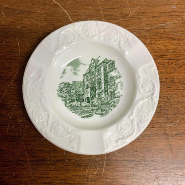 Vintage Wedgwood Gurley Hall Russell Sage Collection Ashtray by OverTheYearsFinds