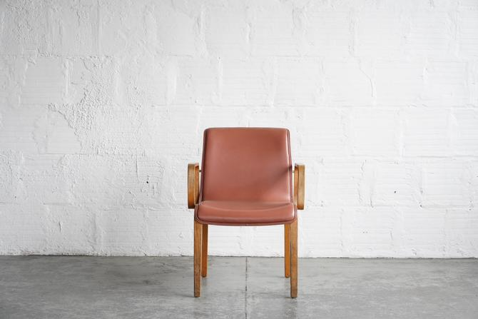 Bill Stephens Bentwood Arm Chair