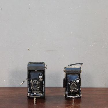 Pair of Antique Kodak Cameras