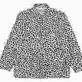 Leopard Railroader Jacket Type 2 (White)