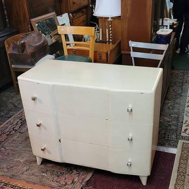 Mid Century Modern 3 Drawer Dresser, 42