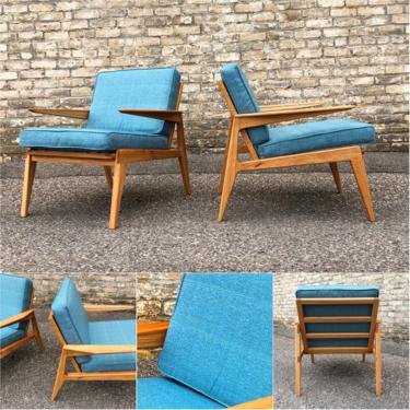 Made In Mn Hickory Frame Chairs