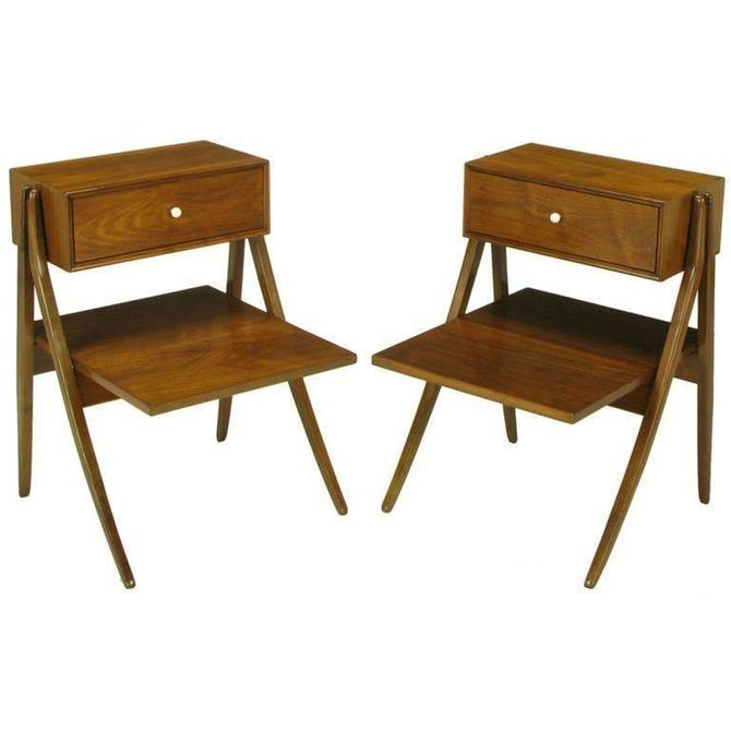 Drexel Declaration  Nightstands