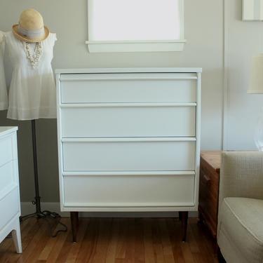 White Bassett Highboy - $695