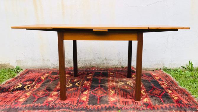 Gangso Mobler Teak Dining Table by UrbanInteriorsBalt