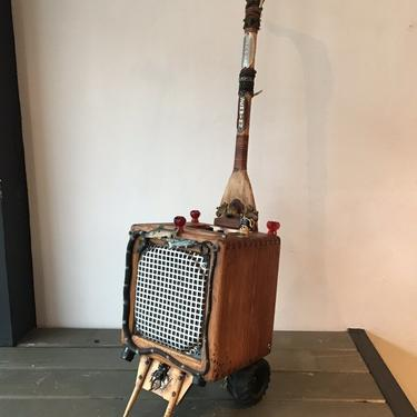 Street Musician's Amplifier