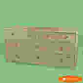 Ficks Reed Blonde Woven Rattan Dresser