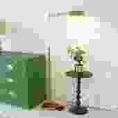Vintage Italian Brass Reading Lamp