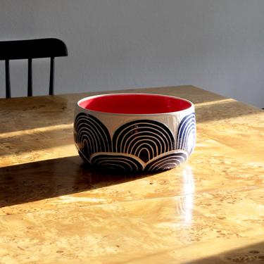 Large Ripple Bowl