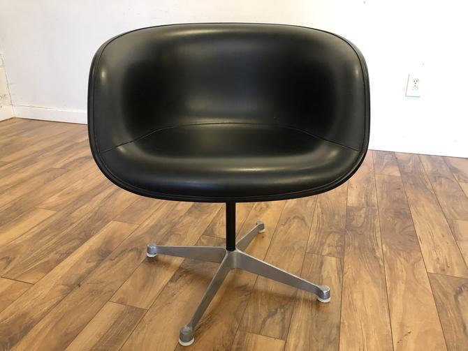 Eames La Fonda Swivel Chair