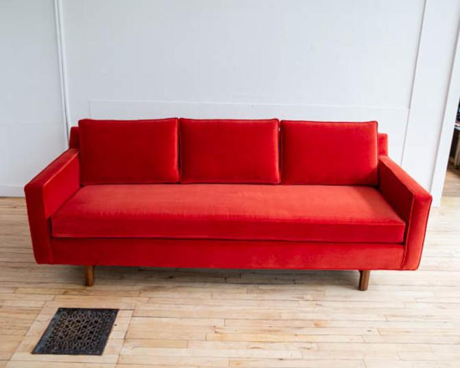 Edward Wormley for Dunbar Three-Seat Sofa