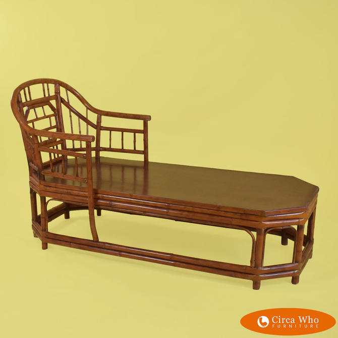 Brighton Style Chaise Lounge