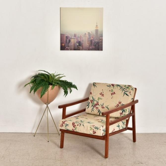 Danish Modern Easy Chair