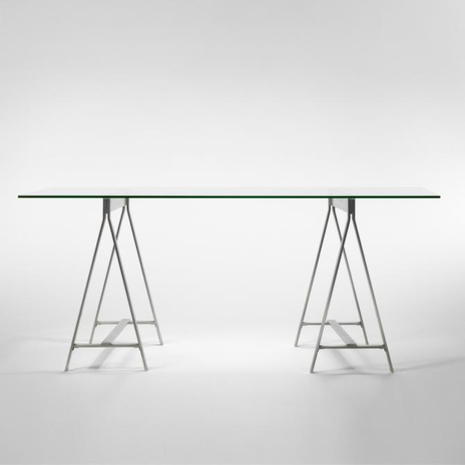 Étienne Fermigier T75 Trestle Table