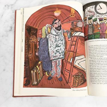 Vintage Ludwig Bemelmans The Best of Times Book Retro 1940s RARE + An Account of Europe Revisited + Illustrations + 1st Edition + Hardcover by RetrospectVintage215