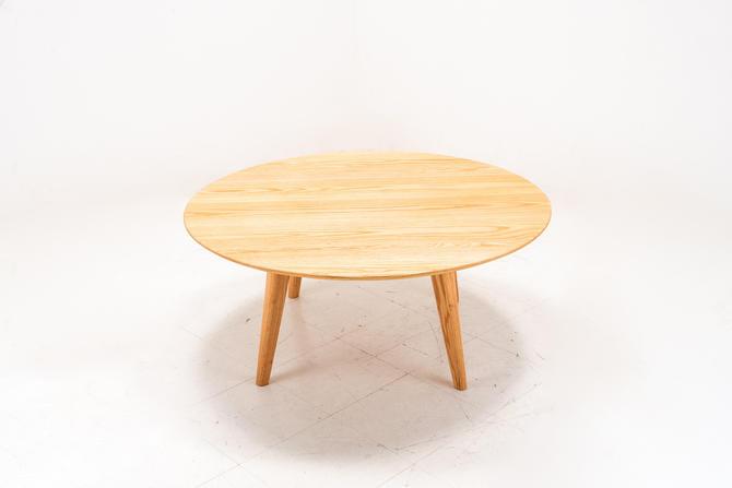 Mid-Century Modern Coffee Table Oak by TDFurniture
