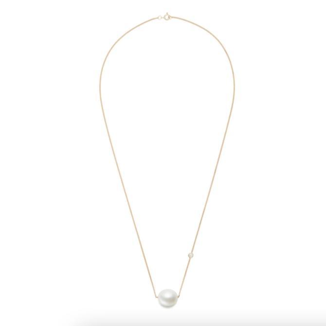Baroque Pearl Duo Necklace