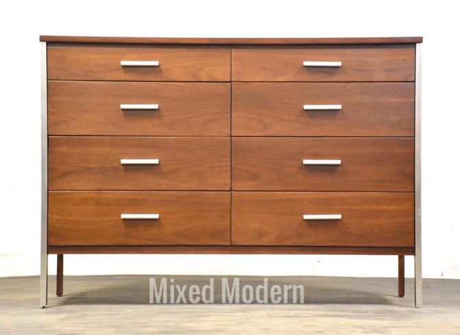 Paul McCobb for Calvin Walnut Dresser by mixedmodern1