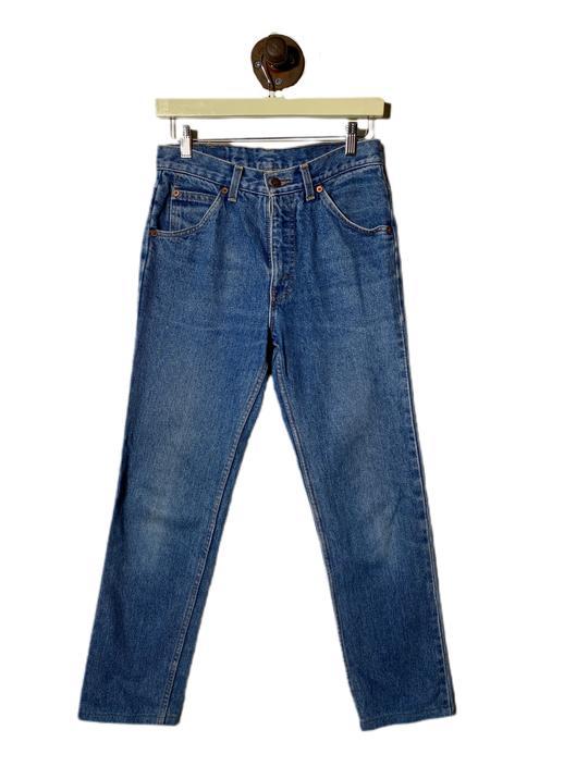 """(28"""") Levis Blue Denim Pants 022221."""