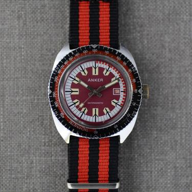 Anker Diver Date c. 1970s