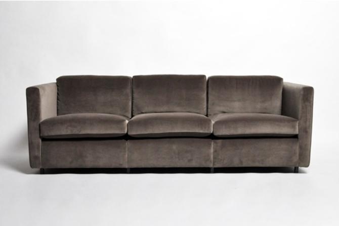 Charles Pfister Knoll Sofa