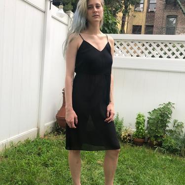 Sheer Slip Dress