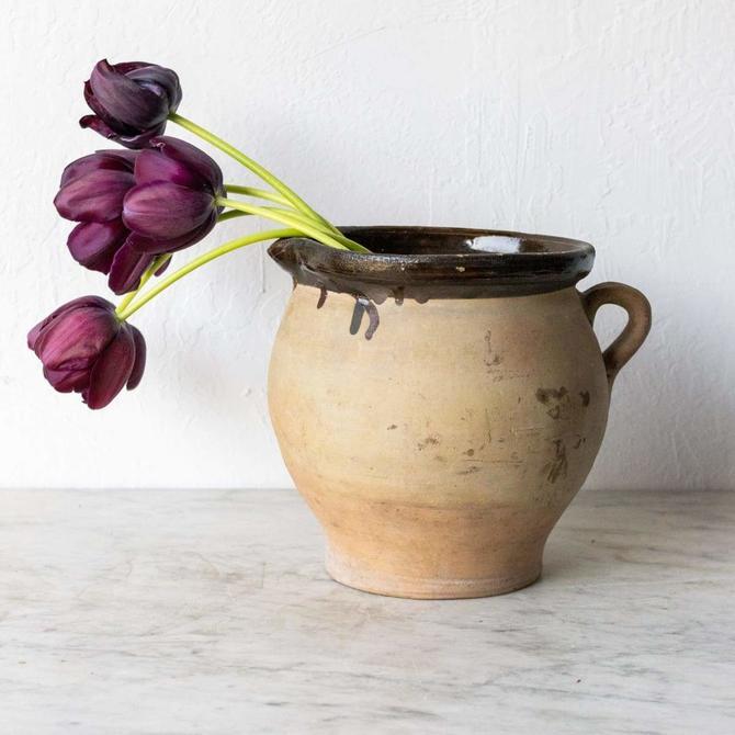 Vintage Stoneware Urn