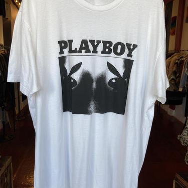 Playboy boobs t-shirt 2XL by GimmeDangerLA