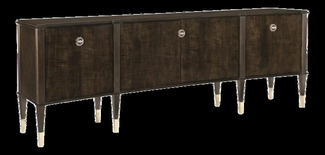 Caracole Modern What's All the Buzz Sideboard
