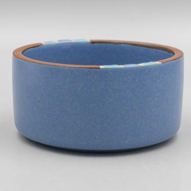 Dansk Mesa Sky Blue Ramikins (single) | Vintage Southwest Inspired Dinnerware Stoneware by MostlyMidCenturySF