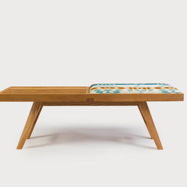 Entryway Bench by CascadiawoodworksUSA