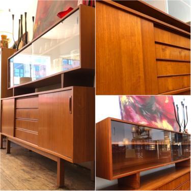 H.w. Klein 2-piece Sideboard-hutch