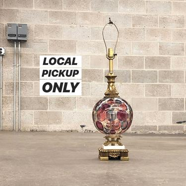 LOCAL PICKUP ONLY ------------- Vintage Table Lamp by RetrospectVintage215
