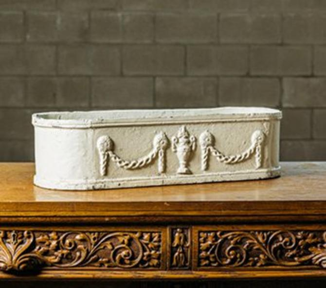 Neoclassical Planters