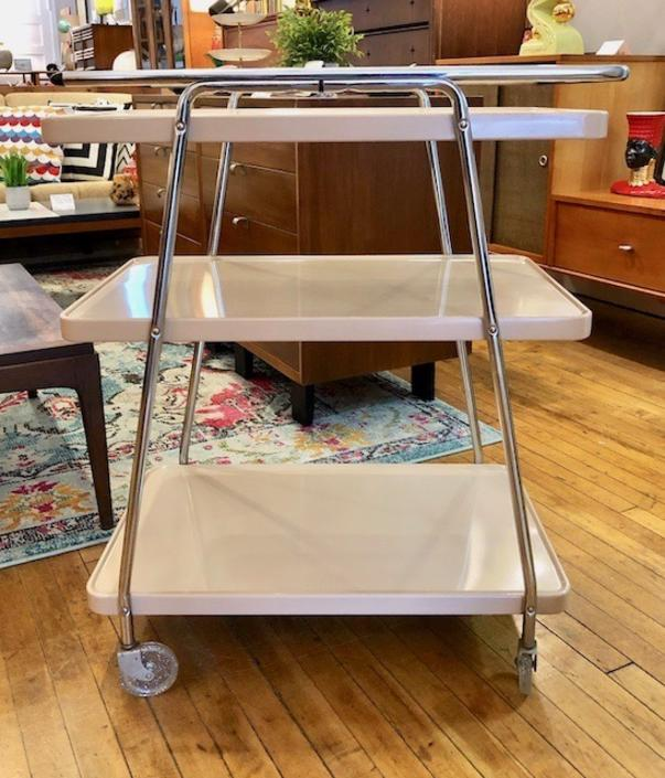 Atomic Cosco Utility/Bar Cart