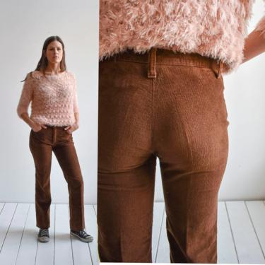 1960s Brown Corduroy Trousers by milkandice