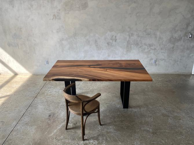 Monkeypod Home Office Desk by StocktonHeritage