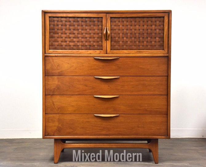 Warren Church for Lane Walnut Dresser by mixedmodern1
