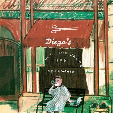 Diego's Hair Salon [#208]